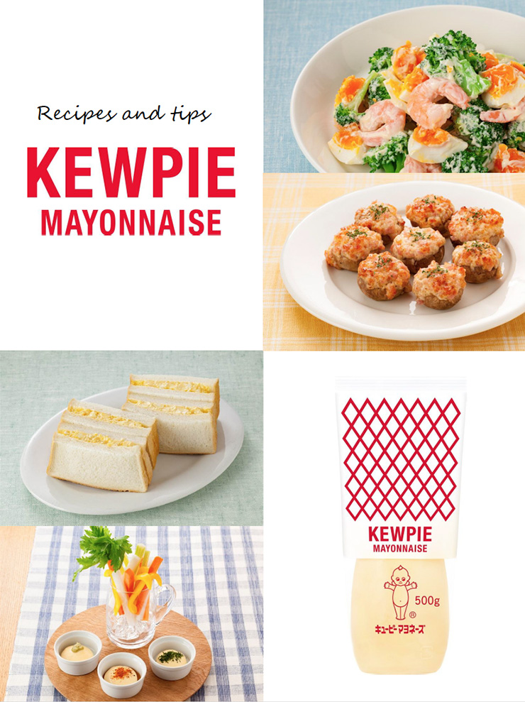 Recipes and tips KEWPIE MAYONNAISE