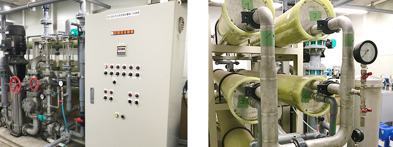 Reverse Osmosis (RO) Filtration Equipment